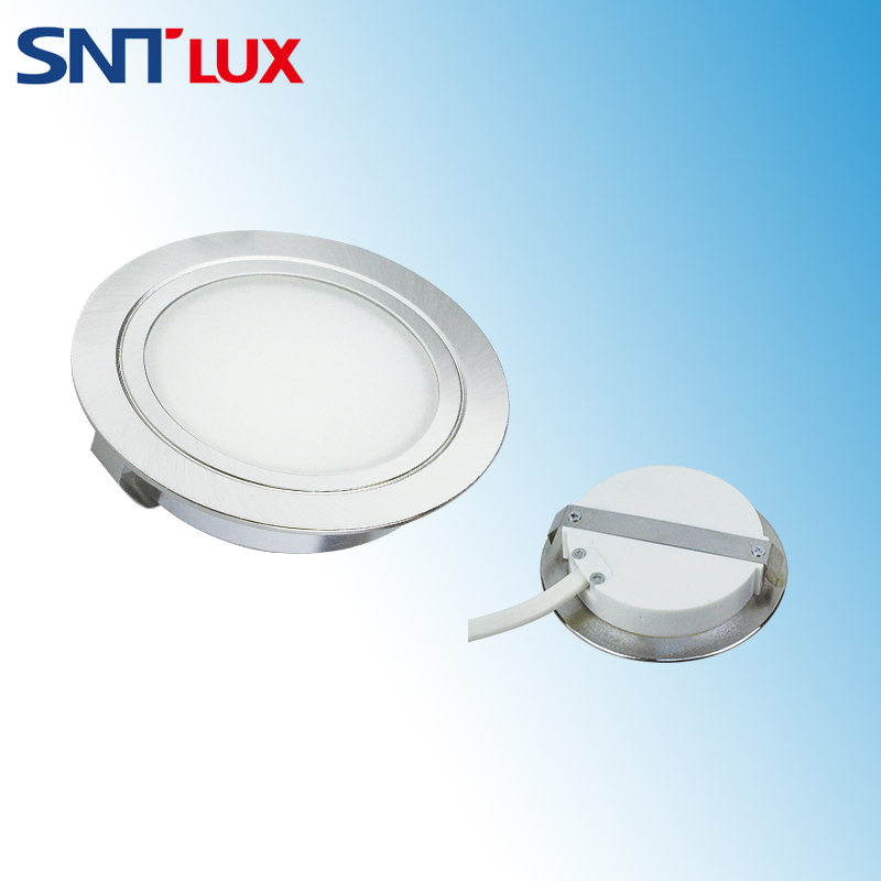 SNTLUX 230V ROUND LED SPOT LIGHT