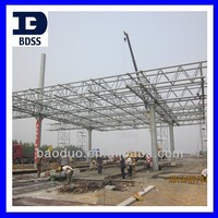 Made in China high rise steel structure building