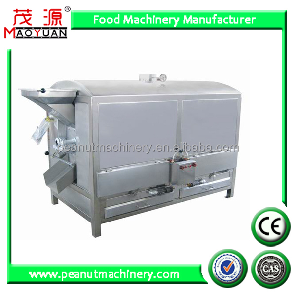 High quality rotary corn roaster with CE,ISO9001