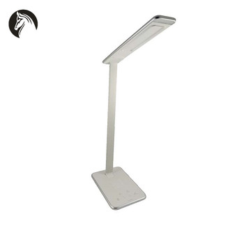 Fashion Style wireless charging mini LED table/desm lamp rechargeable led lamps for Smart Phone
