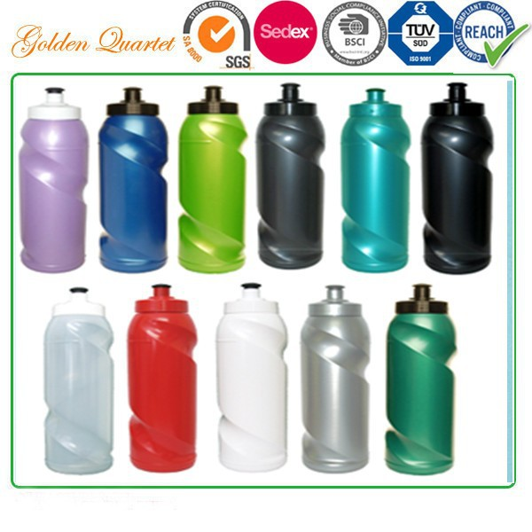 Healthy Lifestyle Product BPA free and Eco friendly Twister Sports Bottle
