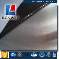 316 2mm hairline finish stainless steel sheet