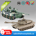 1:28 Remote control electric car rc toy battle tank