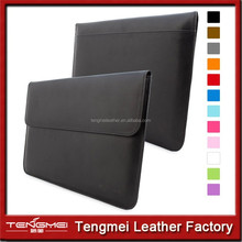 Leather Sleeve Pouch Case for Apple Macbook Air 13 and Macbook Pro 13 with Retina,For Macbook Pouch Bag