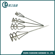 Hand concrete mixer stainless steel paddle for paint mixer