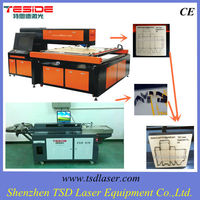 Newest style used in packing mould making,die making,box making, Auto CNC computer cutlasses machines