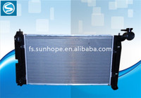 Cheap price automotive radiator parts FOR TOYOTA