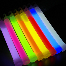 Hot! colorful bulk 6 inch light stick