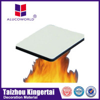 aluminium design sheets for acp fire-retardant construction materials