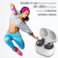 Beautiful Style Sports Bluetooth Wireless Earpiece