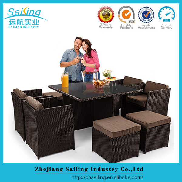Popular Patio Rattan Outdoor Garden Furniture UK