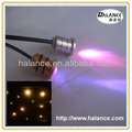 lull flower crystal light fiber optic star ceiling kit