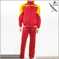 High Quality Men track sports Warm up Jacket / Jogging suit / Tracksuit