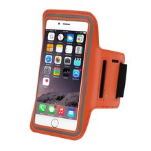WinTop Exercise Workout Running Sports Arm Band Strap Holder Pouch Case for iPhone 10/8/7 7 Plus