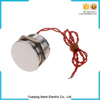china famous led on-off emergency push button