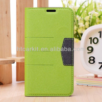 Leather Flip Case For Samsung Galaxy S5