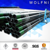 API j55 oil gas well casing/ water drilling casing pipe