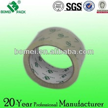 Enhancing viscosity Clear Adhesive Tape
