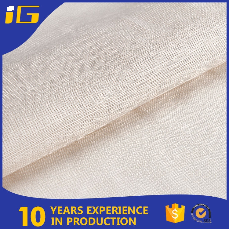 Latest designs Cheap price Elegant rayon pvc coated polyester woven linen for gym mat