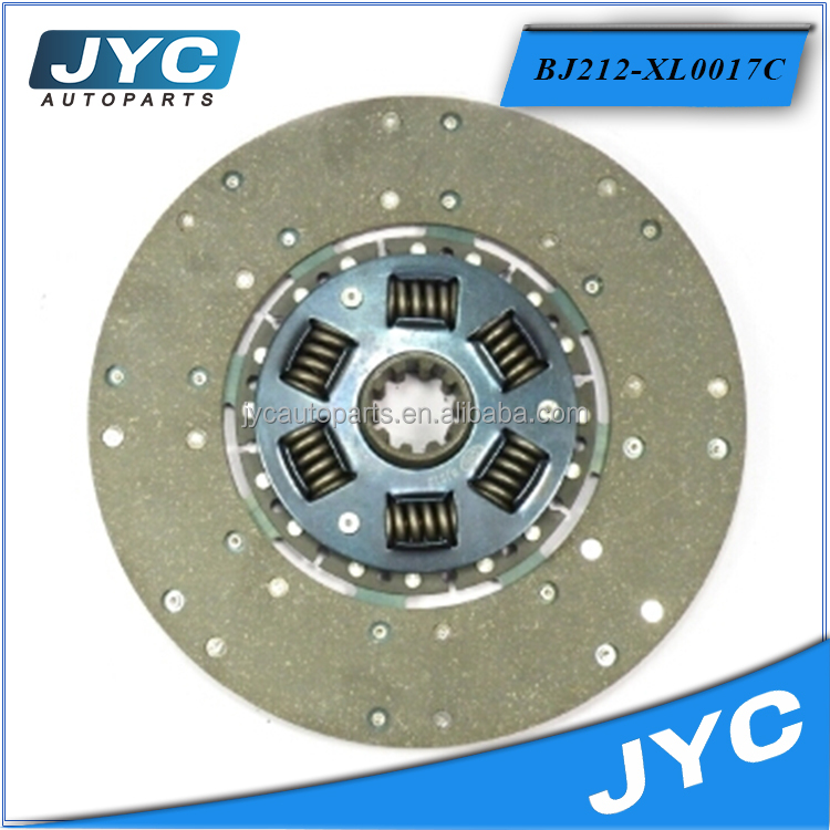 BJ212 Engine paprts 254*10teeth*35mm XL0017C clutch kit for renault logan