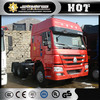 High quality 371HP Sinotruk HOWO 6x4 tractor truck price