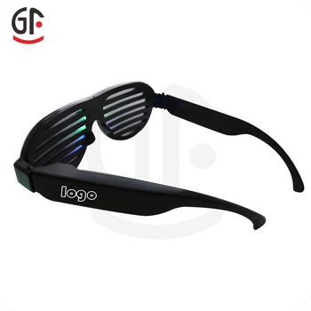 Wedding Gifts For Guests Voice Music Activated Awesome Glow In The Dark Eyeglasses