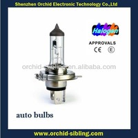 12v/24v H4 halogen automotive auto bulbs
