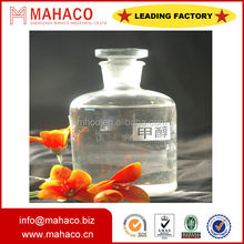 Lowest Price High Purity Industrial Methanol