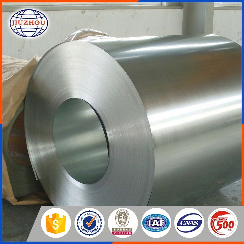 With A Quality Management System Roofing Materials Price Of Prime Hot Dipped Hot Rolled Galvanized Steel Coil 304