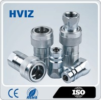 HZ-C2 push and pull type hydraulic parts/quick release coupling