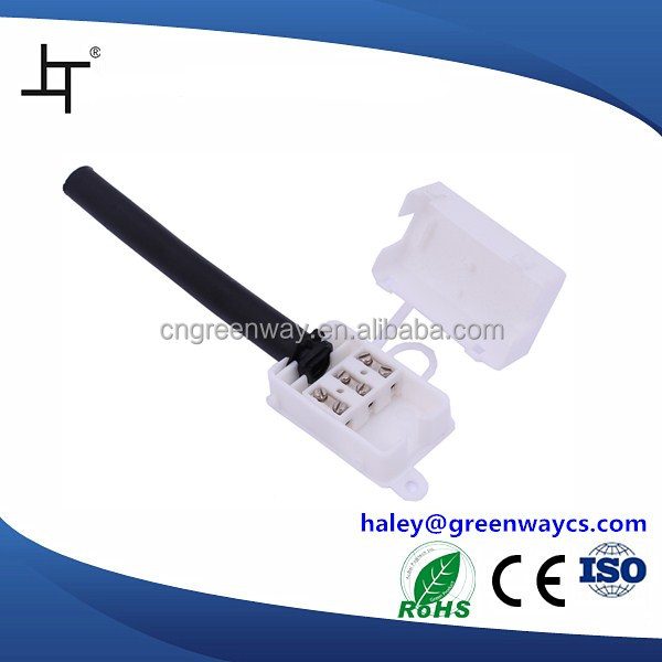 wholesale throws wire connector electric terminal block cable box junction box with PVC tube