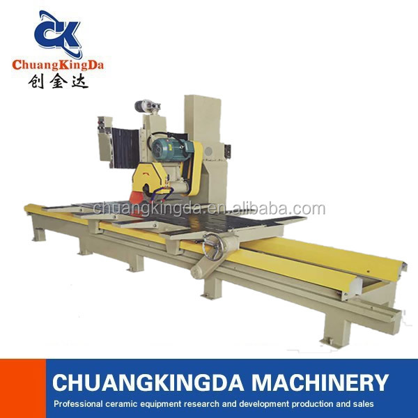 CKD-800 Stone 45 degree chamfer cutting processing machine,Stone cutter