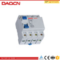 DAQCN Super Quality Durable Using 4 Pole Residual Current Circuit Breaker