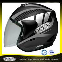 Decal design ECE flip up face street motorcycle helmet for sale