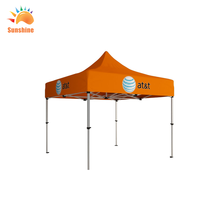 custome printed modern style with low price advertisement outdoor work tent