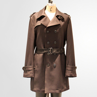 Wholesale new winter fashion women trench coat