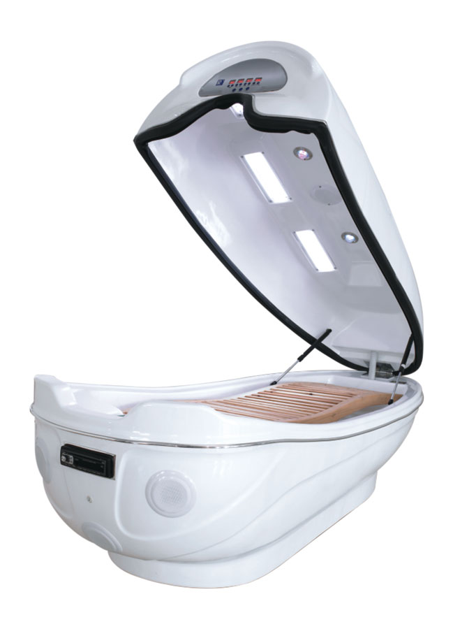 Comfortable Water Massager Contemporary - Bathroom with Bathtub ...