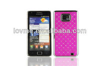 LUXURY CHROME DIAMOND HARD CASE FOR SAMSUNG GALAXY S1 I9100