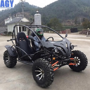 AGY 200cc side by side two person street legal buggy
