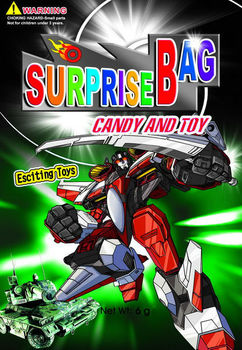 Bestway Surprise bag candy(boy)