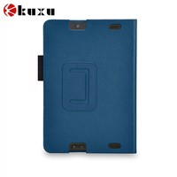 Fashionable design 7 inch PU tablet case with premium package for fire HD 7
