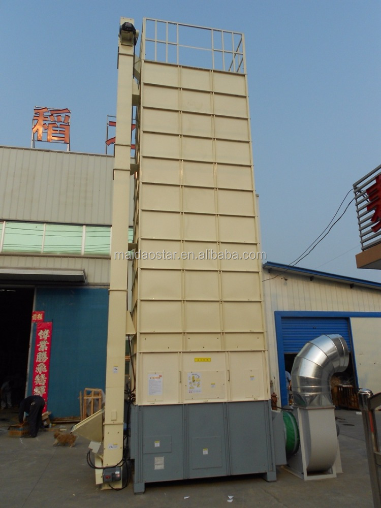 Best Selling Top Quality Grain Dryer from China Manufacturer