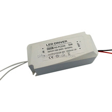 cob constant current led driver 50w 1500ma external with ce rohs approved
