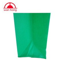 Excellent quality 100 polyester non woven fabric shopping vest bag