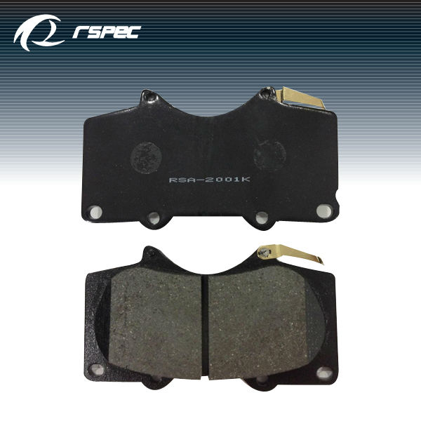 RSPEC Taiwan auto spare parts brake pads for bmw car parts