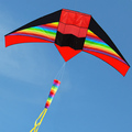outdoor toy 3d plane shape kite