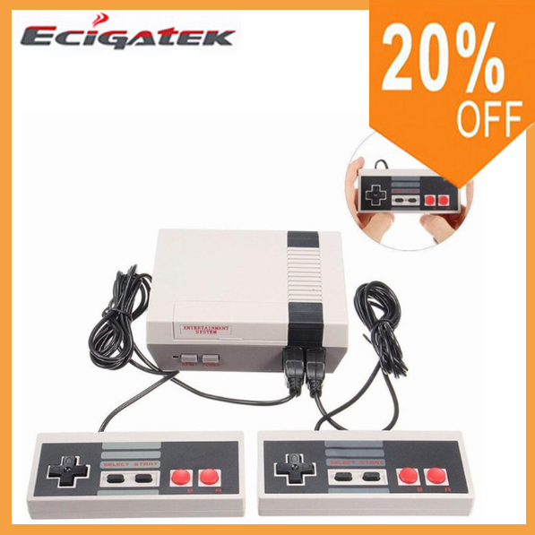 Wholesale retro game console entainment system HD Handheld family TV video mini game console with 620 built-in games