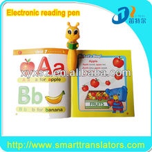 New generation Children's education learning speaking pen-New Design Popular language learning gift read pen for kids