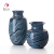 Unique Designed Classic Color Guangzhou Glass Vases For Hotels