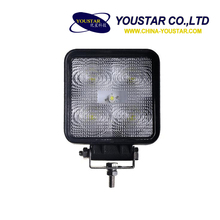 High Power 9w 15w 18w 24w 25w 45w 60w led work light,offroad 4x4 work light